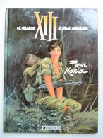XIII, Pour Maria, En EO,  En TTBE - XIII