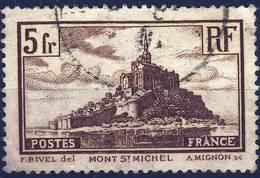 260 MONT ST MICHEL Type II OBLITERE ANNEE 1930 - Oblitérés