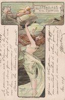 Série Rare De 6 Illustrations Signées H.Fründt - Théâtre - Opéra - 12 Scans - Illustrators & Photographers