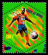 NOUV.-CALEDONIE 2002 - Yv. 868 **   Faciale= 0,84 EUR - Football. Coupe Du Monde 2002  ..Réf.NCE25525 - New Caledonia