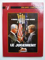 XIII, Le Jugement, Edition Publicitaire Dargaud Pour  Schweppes, En TTBE - XIII