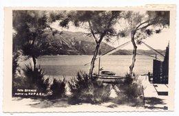 1934 YUGOSLAVIA, CROATIA, KUPARI TO CZECHOSLOVAKIA, ILLUSTRATED POSTCARD, USED - Croatia