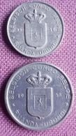 CONGO BELGE/RUANDA URUNDI ; 1+5 FRANCS 1958 Ref N - 1951-1960: Baudouin I