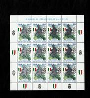 Italia 2005 Juventus Campione D'Italia Minifoglio Nuovo MNH** - 6. 1946-.. Repubblica