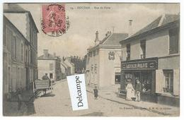 """HOUDAN (78) - Rue De Paris    -  (Buvette """"Ledoux-Polvé"""") - Houdan"""
