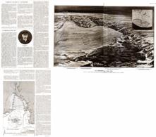 """LA CONQUETE Du  POLE SUD """" ROALD AMUNDSEN """"   1912 - Géographie"""