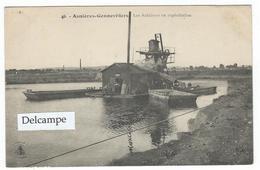 ASNIERES-GENNEVILLIERS (92) - Les Sablières En Exploitation - Asnieres Sur Seine