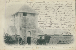 50 SAINT VAAST LA HOUGUE / Le Chateau D'eau De L'ile Tatihou / - Saint Vaast La Hougue