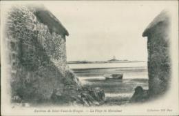 50 SAINT VAAST LA HOUGUE /  La Plage De Morsaline / - Saint Vaast La Hougue