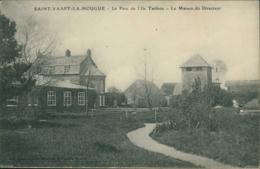 50 SAINT VAAST LA HOUGUE / Le Parc De L'Ile Tatihou - Maison Du Directeur / - Saint Vaast La Hougue