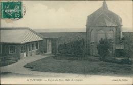 50 SAINT VAAST LA HOUGUE / Entree Du Parc - Salle De Draguage / - Saint Vaast La Hougue