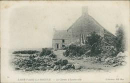 50 SAINT VAAST LA HOUGUE /  Le Chemin D'Isamberville / - Saint Vaast La Hougue
