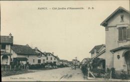 54 NANCY / Cite-Jardins D'Haussonville / - Nancy