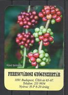 Hungary, Coffea Fruits, Pharmacy Ad,  2020. - Kalenders