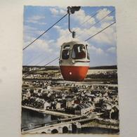 NAMUR - Téléphérique De Namur-citadelle - Envoyée - - Namur