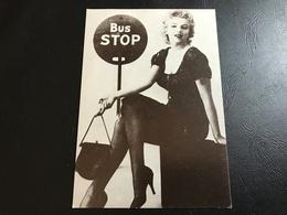 MARILYN MONROE Bus Stop - Artistes