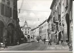 CORREGGIO (REGGIO EMILIA) CORSO MAZZINI -MOLTO MOVIMENTATA    -FG - Reggio Nell'Emilia