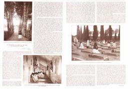 """ LES BERNARDINES D'ANGLET ""     1912 - Aquitaine"