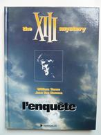 XIII, The XIII Mystery, L'Enquête, En EO,  En TTBE - XIII