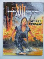 XIII, Secret Défense, En EO,  En TTBE - XIII