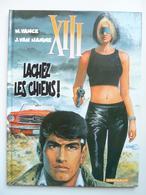 XIII, Lachez  Les Chiens!, En EO,  En TTBE - XIII
