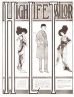 "PUB  "" HIGH-LIFE-TAILOR ""   1912 ( 16 ) - Mode"