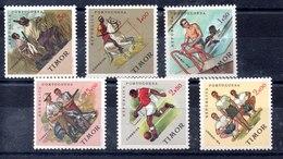 Serie De Timor Nº Yvert 322/27 ** - Timor
