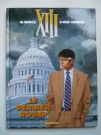 XIII, Le Dernier Round, En EO,  En TTBE - XIII