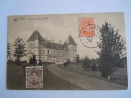 Arlon Château Du Bois D'Arlon Série 31 N° 16 Reclame Pub Margarine Brunita 19 - Arlon