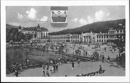 Baden Bei Wien - Thermal Strandbad - Kuranstalt Esplanade - 1926 - Kleinformat - #10# - Baden Bei Wien