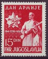 YUGOSLAVIA 675,unused - 1945-1992 Socialistische Federale Republiek Joegoslavië