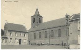 BIEVENE - BEVER : L'Eglise - RARE CPA - Cachet De La Poste 1920 - Biévène - Bever
