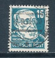 DDR 332 Va XII Gestempelt Geprüft Mayer Mi. 8,50 - [6] Repubblica Democratica
