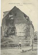 ARLEUX-DU-NORD : Après La Guerre - Le Moulin - TRES RARE VARIANTE - Courrier De 1920 - France