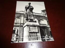 B668  Sulmona Monumento Pezzo Di Carta Incollato Al Retro Come Da Foto - Italia