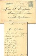 Restaurant Haegi Baldenheim 1902 Pour Schiltigheim Brasserie Du Pêcheur Sur Entier - Germany