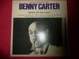 LP33 N°1143 - BENNY CARTER - BENNY ON THE COAST - COMPILATION 12 TITRES - Jazz