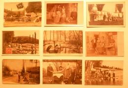 CPA / Lot De 9 Cartes Postales Anciennes Lessive LAVANDIERES Blanchisseuses /f - Farmers