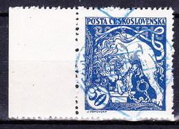 Tchécoslovaquie 1919 Mi 36 (Yv 41 B), Obliteré, - Tschechoslowakei/CSSR