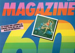 Magazine : 60 Tubes Des Années 60 Comme Vous Ne Les Avez Jamais Entendus (Barclay) - Disco, Pop