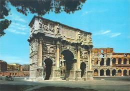 Italy - Roma (Rome) - Arco Di Constantino - (Constantins Arch) - Roma (Rom)
