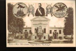 Baden Bei Wien - Schießstätte D. Bürgl. Schützen Gesellschaft - 1926 - Kleinformat - #21# - Baden Bei Wien