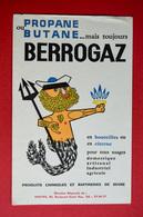 Buvard BERROGAZ, Propane Ou Butane, Nantes - Electricité & Gaz