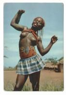 PETITE DANSEUSE AU SIEN NU  REPUBLIQUE DU MALI - ANNEE 1960/70 -CARTE NEUF  Voir Detail Annonce - Mali