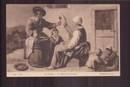 """ Le Repas De L'artisan "" Le Nain Musée De Lille - Pintura & Cuadros"