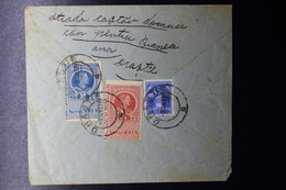 Romania Cover Fiscals Postally Used Borderouri (Bill Of Sale) Orastie To A Soldier In Arad, Accepted Without Postage Due - 1918-1948 Ferdinand, Charles II & Michael
