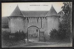 CPA 28 - Nottonville, L'Abbaye - Other Municipalities
