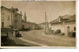 CARTE PHOTO.54.MEURTHE & MOSELLE.CHAMPENOUX.LE CENTRE. - Photos