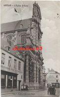 Namur - L'Eglise St-Loup - 1918 - Namur