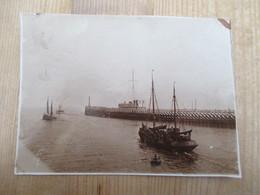 Oostende Haven 11 Op 8 Cm 1910 - Lieux